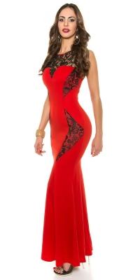 Rochie de seara model elegant Look fashion cu dantela