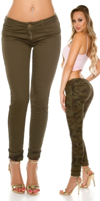 Blugi sexy 2Way :Army Denim It s up 2U