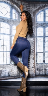 Jeggings la moda Thermo