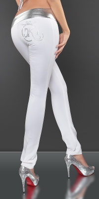 Pantaloni de club Sexy Skinny fashion