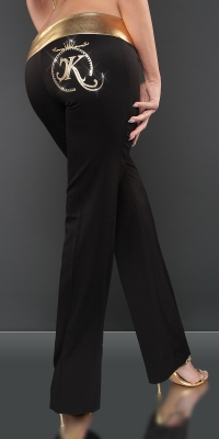 Pantaloni evazati sexy