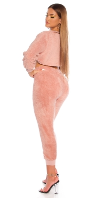 Pulover Sexy Cozy Set_ Croped