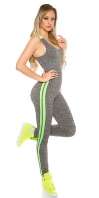 Salopete dama la moda aerobic