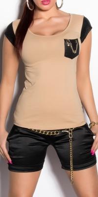 Bluze fashion dama cu reptile-look