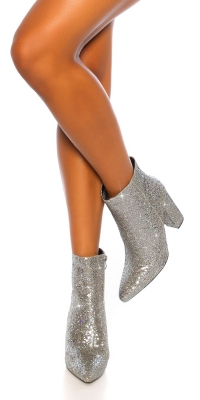 Sexy Sparkling Ankle Books