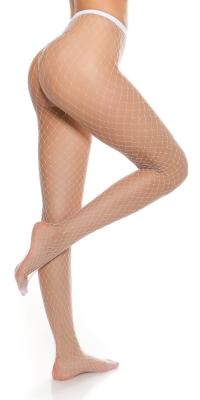 Sexy mesh tights