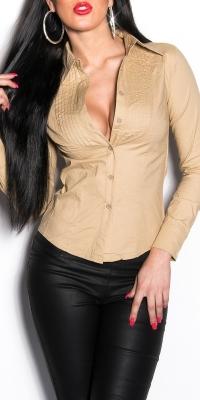 Sexy talie stramta shirt