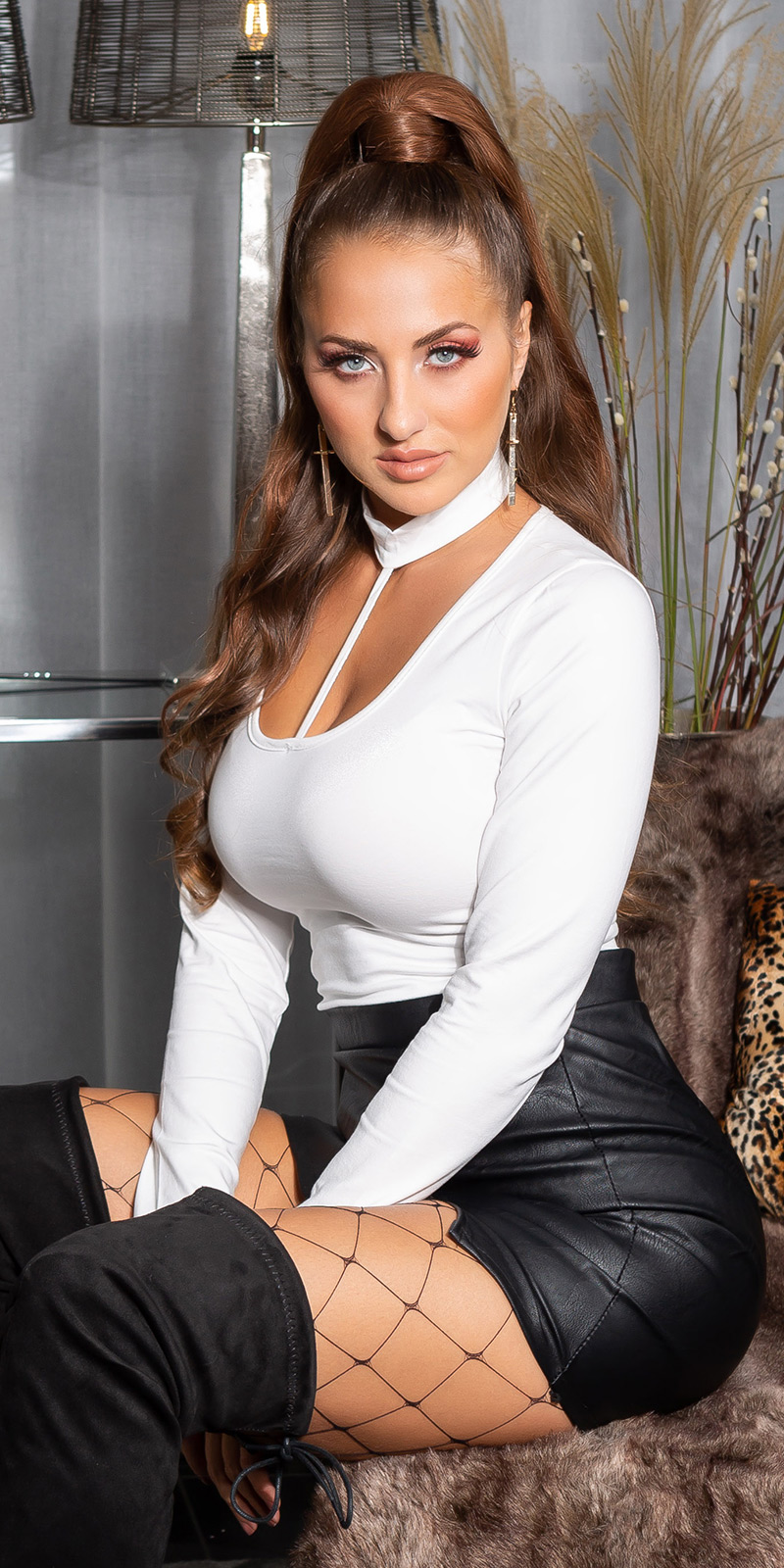 Bluza sexy Basic