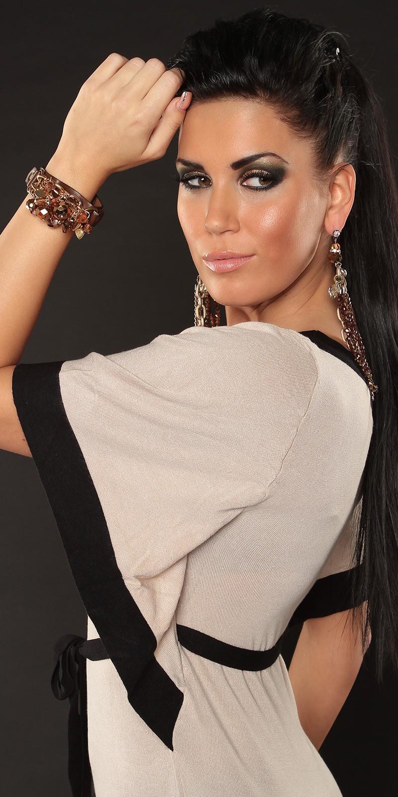 Bratari dama la moda cu perle si lanturi