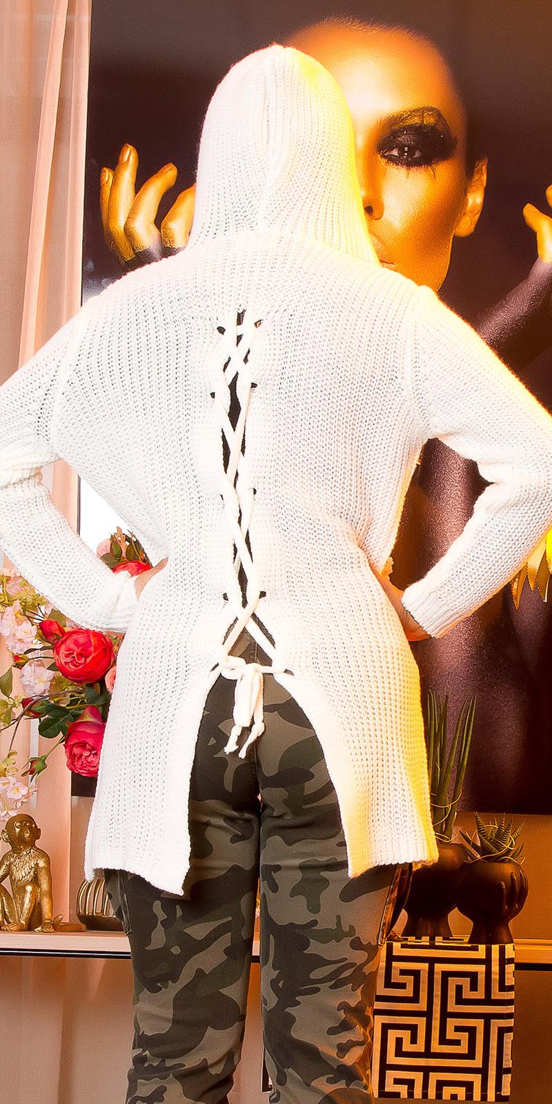 Cardigan la moda Grob tricot