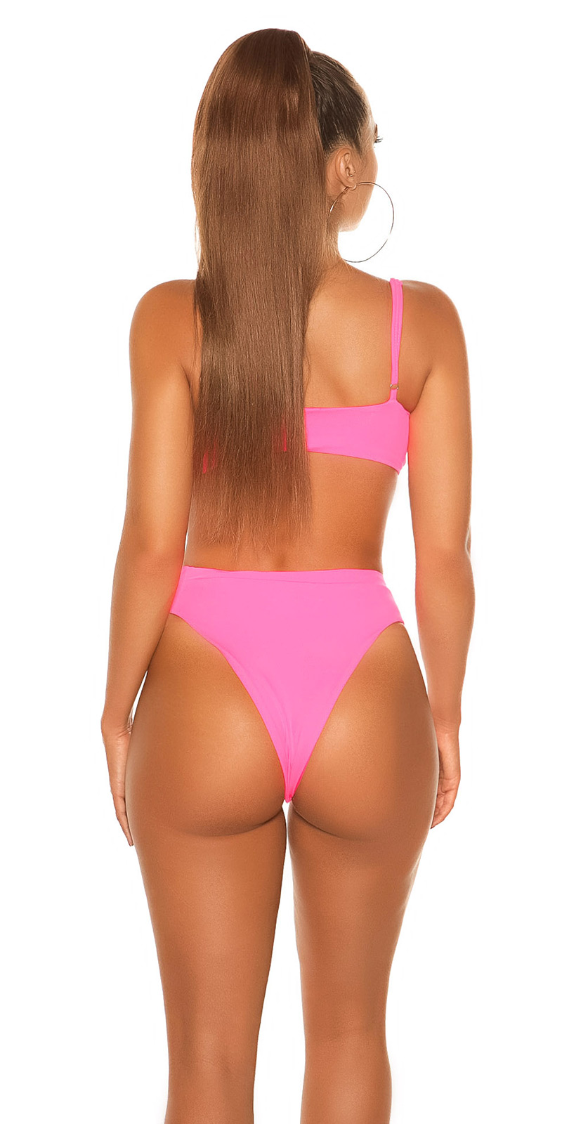 Costum de baie in doua piese MIX ITsexy top cu removable pads