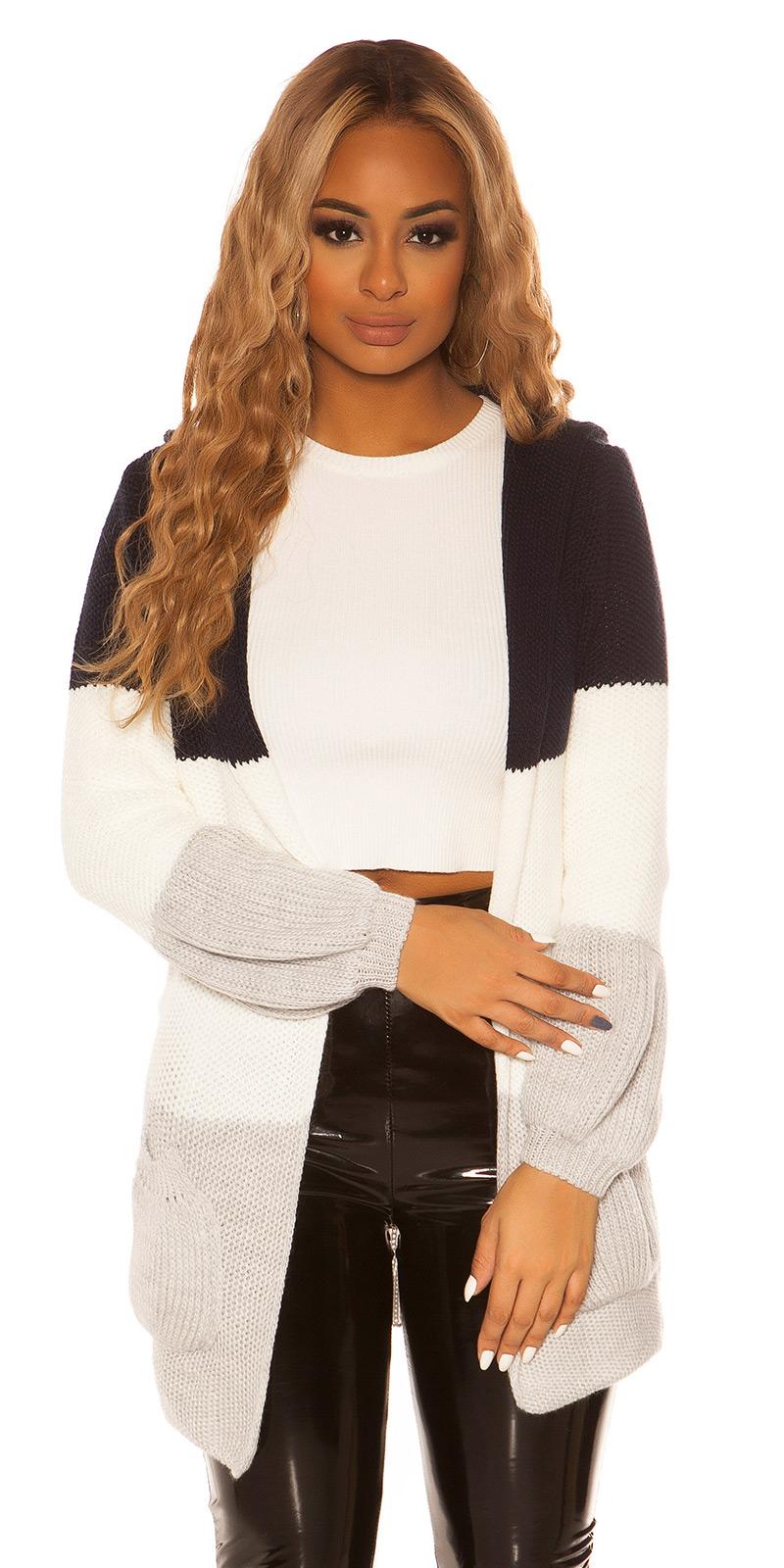 Hanorace Jachete dama la moda tricot