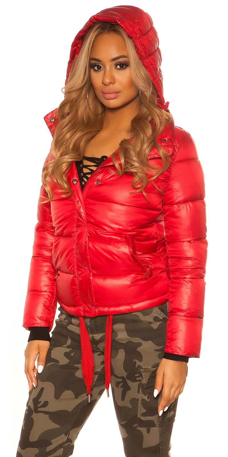 Jachete de iarna la moda cu detasabile gluga