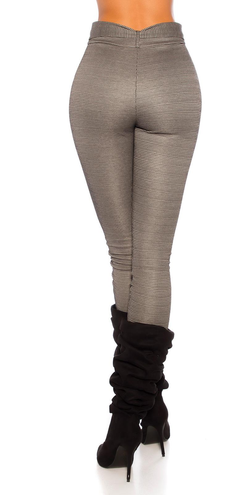 Pantaloni Sexy Fitting cu a curea