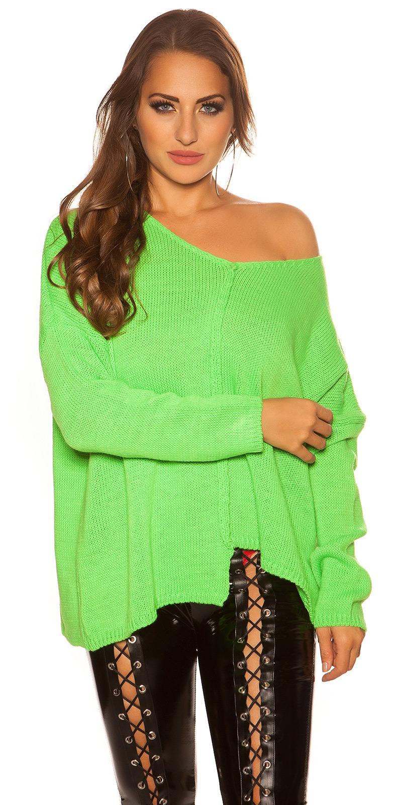 Pulovere la moda XXL V tricot