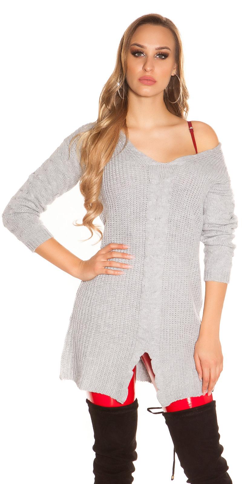 Pulovere la moda model gros XL tricot