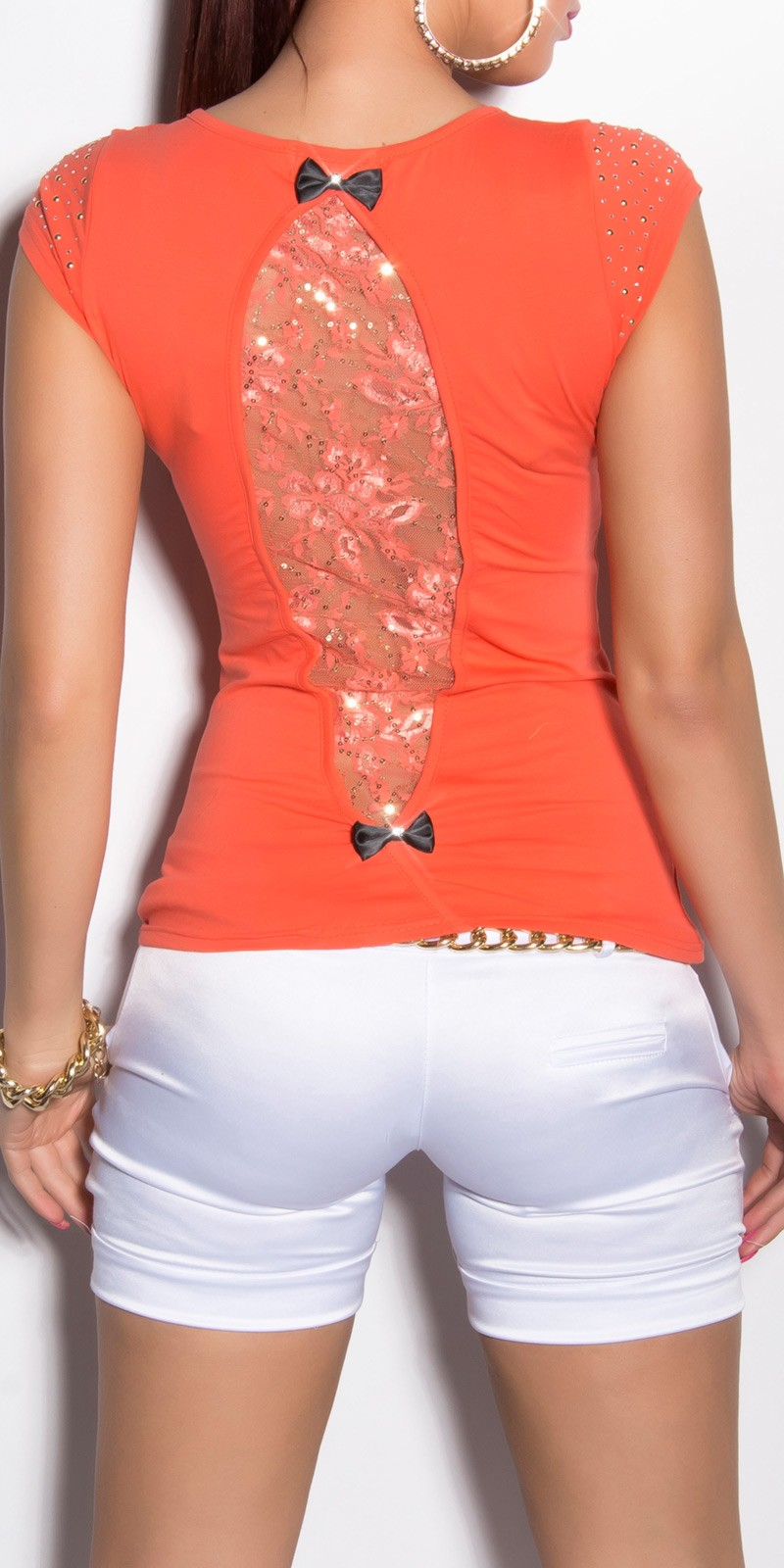 Bluze fashion dama cu paiete si strasuri