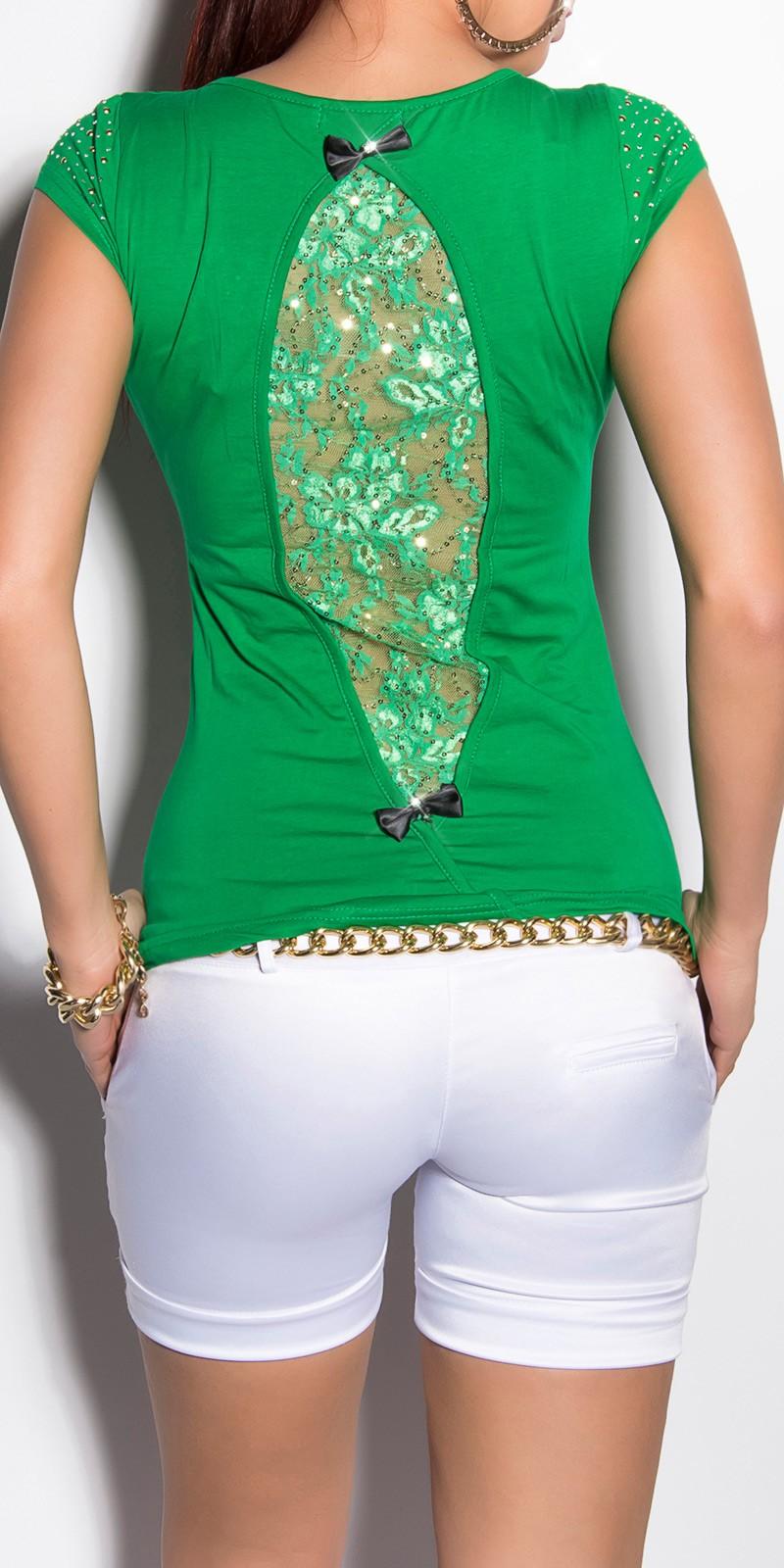 Bluze fashion dama cu paiete si pietriceles