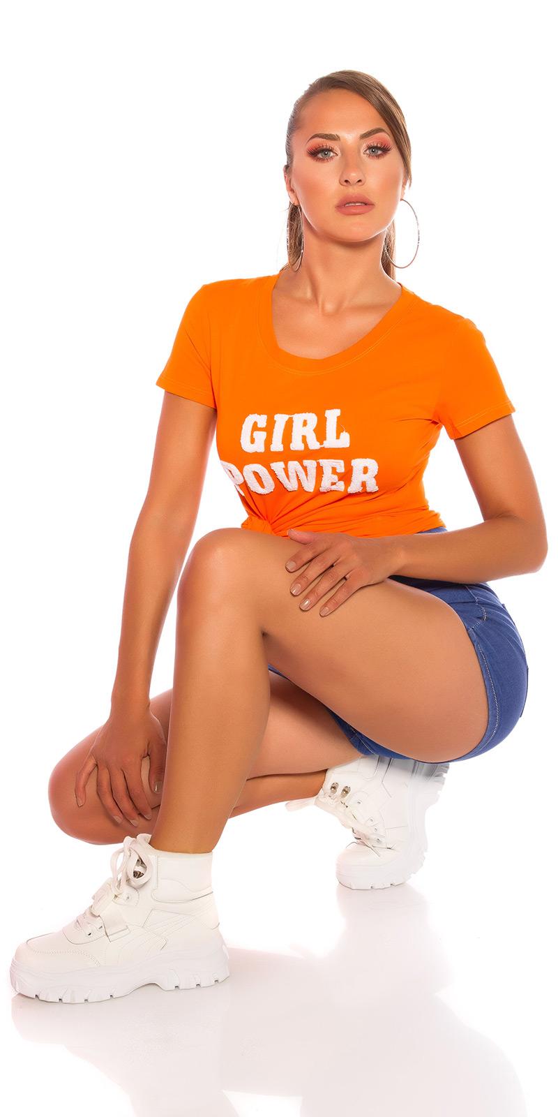 """Tricouri dama la moda """"Girl Power"""""""