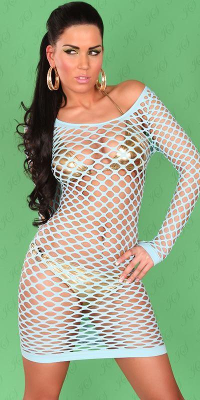 Rochie mini Sexy Net-