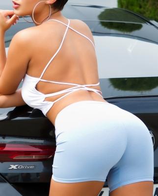 Colanti Pantaloni scurti sexy Fashion