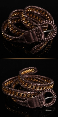Elegant braided curea