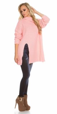 Helanca Pulovere la moda supradimensionat tricot