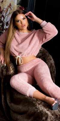 Pulover Sexy Cozy Set/ model scurt
