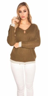 Pulovere la moda tricot wtih lurex