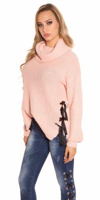 Pulovere la moda XL guler tricot