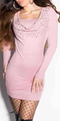 Rochii sexy tricot fin- cu tinte