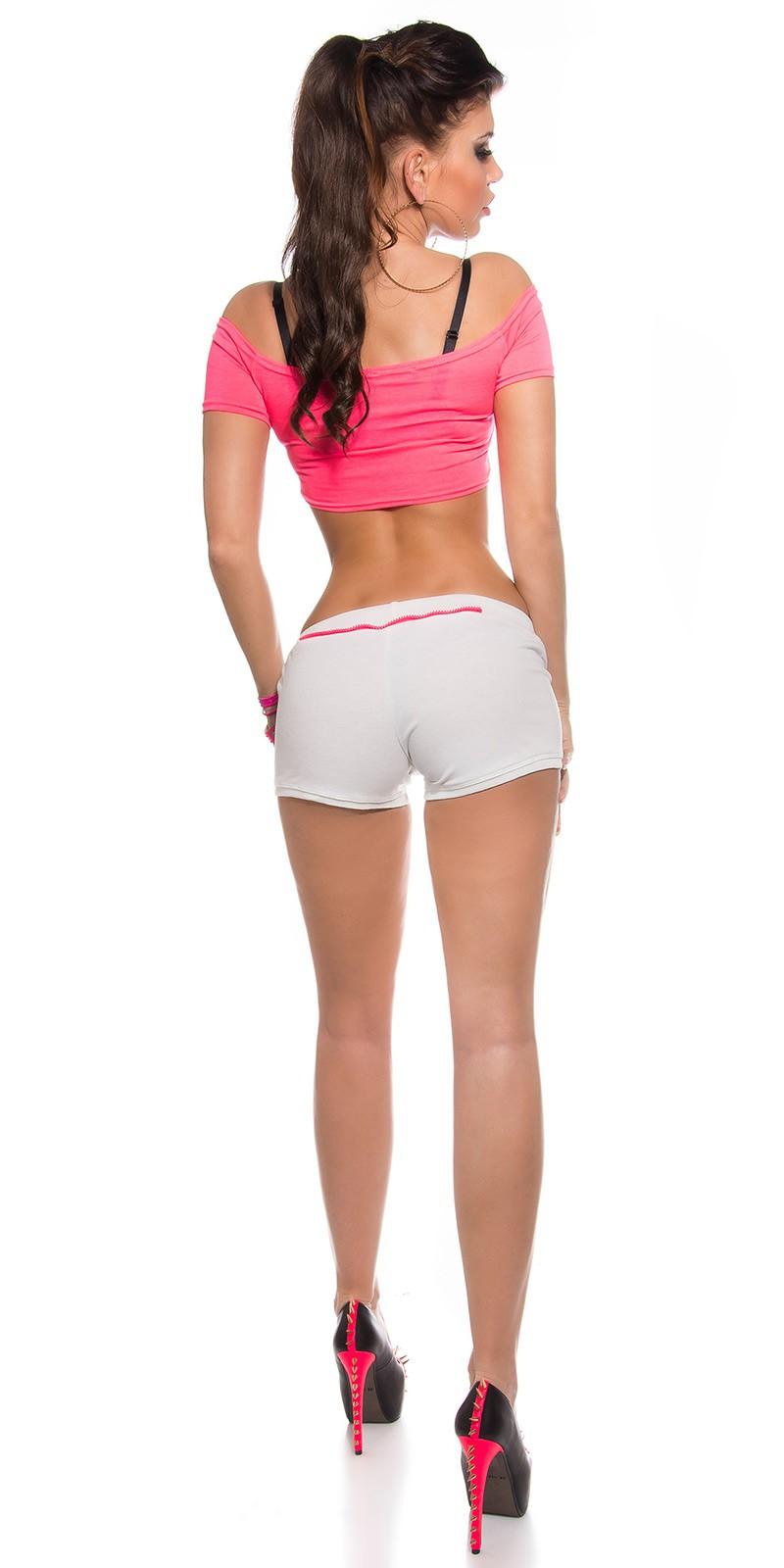 Pantaloni scurti la moda 2in1 ? SweetPants? it s Up2U